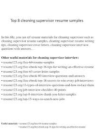 Cv For Cleaning Job House Cleaning Resume 638 851 House Cleaner Resume Sample