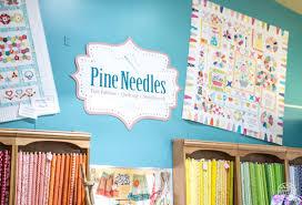 1712_largegv_pineneedles39.jpg & Pine Needles Quilt and Fabric Store - Pine Needles at Gardner Village Adamdwight.com