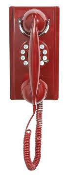 previous retro wall phone pottery barn retro wall phone vintage push on telephone red corded mountable
