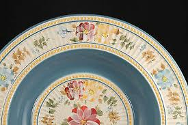 Extra Large Decorative Bowls EXTRA Large Decorative Bowl Villa Flora Hand Painted Collection 57