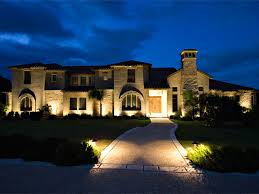 image of quality low voltage led landscape lighting