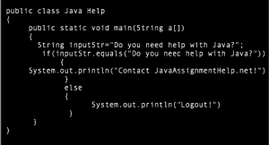 java code help available online from the program experts java code help