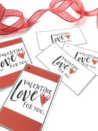 For a set of sweet valentines, load your diy valentine gifts just got so much easier and sweeter! Michelle Paige Blogs Printable Valentine Gift Tags And Gift Ideas