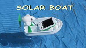 How to assemble the <b>solar</b> airboat / Electric robots / <b>Solar</b> toy ...