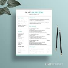 Cover Letter Resume Templates Pages Free For Modern Examples 2017