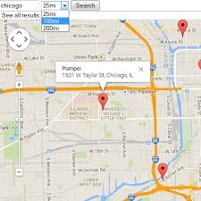 google locator maps google maps api store locator using mysql php javascript html mind
