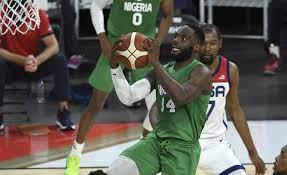 Olympics: Nigeria basketball Twitter ...