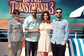 The films have received mixed reviews from critics and grossed over $1.3 billion worldwide against a combined production budget of $245. Hotel Transylvania 3 S Selena Gomez And Kathryn Hahn Talk Summer Vacation Interviews Articles
