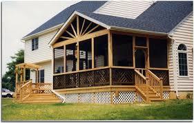 additions enclosed porch kits