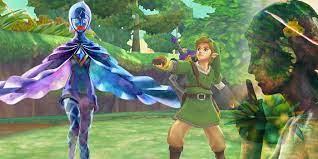 Zelda: Skyward Sword HD's Fi Change ...