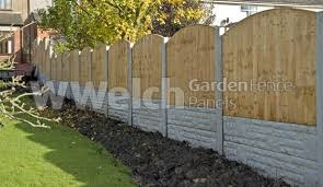 garden fence panels. Exellent Fence Close Board Arched Garden Fencing Panel416 For Fence Panels H
