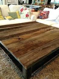 huge coffee table top living room reclaimed wood a little rearranging the for large round solid silver wood coffee table large round