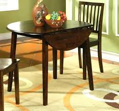 kitchen table round drop leaf drop leaf tables for small spaces double drop leaf table stunning