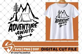 For merchandise uses, you always need to purchase a single license or subscribe. Adventure Awaits Svg Mountain Svg Camping Svg Tent Svg 562417 Cut Files Design Bundles