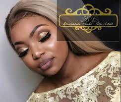 best makeup artist in johannesburg