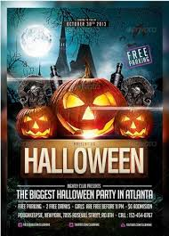 halloween party flyer template free 12 best halloween flyer psd templates download 2018