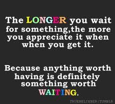 Patience Quotes on Pinterest
