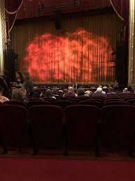 Wang Theater Virtual Seating Chart Photos At Wang Theatre