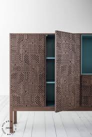 furniture design cupboard. hideck surface engraved with a geometric texture new capo du0027opera collection at isaloni 2015 deco findings the inner interiorista furniture design cupboard r