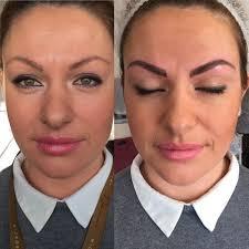 semi permanent makeup microblading eyebrows health beauty
