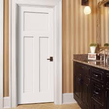 3 panel wood interior doors. Fabulous Home Interior Design Ideas With Depot Jeld Wen Doors : Beautiful Bathroom 3 Panel Wood