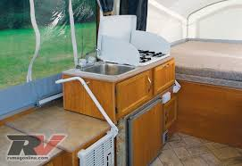 Camper Trailer Kitchen Tent Camper Trailers Buyers Guide Rv Magazine