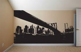aliexpress buy new new york city nyc skyline vinyl wall with new york wall decal decor  on new york skyline wall art stickers with wall decoration new york wall sticker lovely home decoration inside