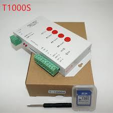 <b>T1000S</b> SD Card WS2801 WS2811 WS2812B LPD6803 etc <b>LED</b> ...