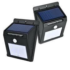 solar sensor light 8 led outdoor solar motion sensor lights solar lights wireless waterproof exterior solar