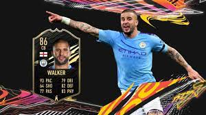 InForm Kyle Walker FIFA 21 Player Review - Just look at the Pace (TOTW) -  YouTube