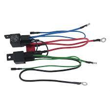 new wiring harness convert 3 wire tilt trim motor to 2 wire 30 amp 3 Wire Harness new wiring harness convert 3 wire tilt trim motor to 2 wire 30 amp fuse 2 4 wire harness
