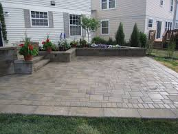 Paver Patio Design Ideas backyard paver patio