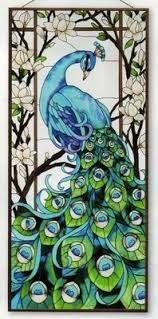 Stainglass window designs Daprato Rigali Magnificent Peacock 17x37 Stained Glass Window Panel Scottish Stained Glass 833 Best Stained Glass Design Images Stained Glass Windows Mosaic