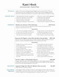 Stay At Home Mom Resume Interesting How To List Interum Lead Postion On Resume Inspirational Resume Stay