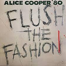 <b>ALICE COOPER</b> - <b>Flush</b> The Fashion LP – Strangeworld Records