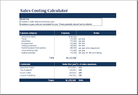 Sales Commissions Template Commission Price Calculator Rome Fontanacountryinn Com
