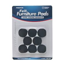 felt furniture pads to protect hardwood and tile floors from scratchearks furniture buffers you