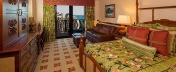 One Bedroom Balcony Suite Signature Two Bedroom Suite Aulani Hawaii Resort Spa