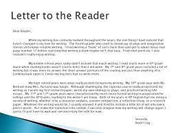 English Teacher Cover Letter Template   Resume Genius SlidePlayer
