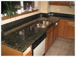 uba tuba granite countertops kitchen bamboo wood cabinets window rack decoration planters leathered granite pros