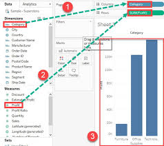 Shipping Chart Maker Tableau Charts Graphs Tutorial Types Examples