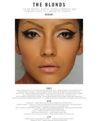 mac face chart dramatic eyeliner