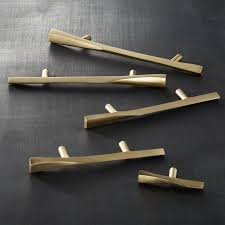 Modern Drawer Pulls It Twig Brass Knobs And Handles To Impressive Ideas