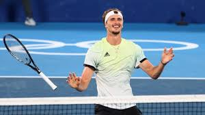 Alexander zverev is a german professional tennis player. Tennis Bei Olympia Alexander Zverev Gewinnt Olympisches Gold Sport Sz De