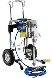 qtech qp025 electric airless sprayer