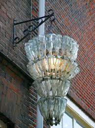 glass bottle chandelier coca cola glass bottles vallymede glass jar chandelier