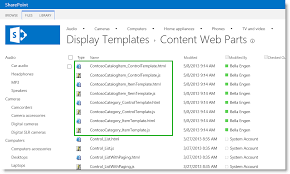 sharepoint templates 2013 stage 11 upload and apply display templates to the content search