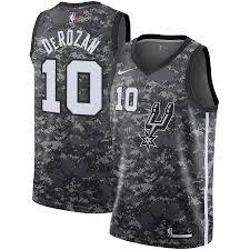 Jersey San Antonio Spurs New
