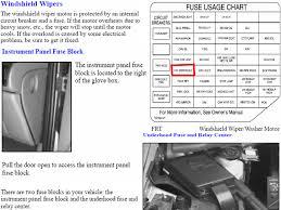 pontiac montana my front windshield wipers have stopped w 2002 Pontiac Montana Fuse Box Diagram 2002 Pontiac Montana Fuse Box Diagram #19 2002 pontiac montana fuse box diagram