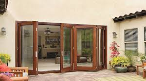 Creativity Andersen Folding Patio Doors Cost 18 With Additional For Modern Ideas